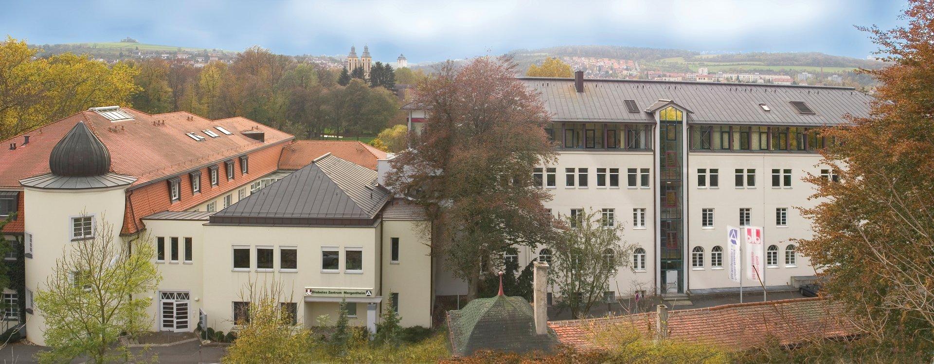 Diabetes-Dorf Althausen (Althausen) - Bad Mergentheim